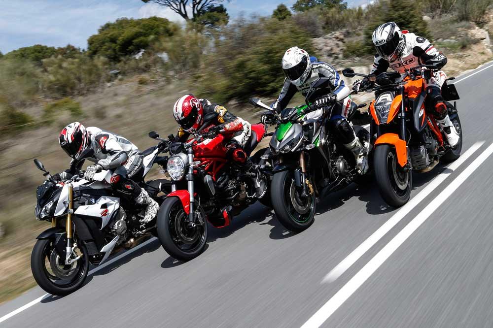 Todas las pruebas de motos de MOTOCICLISMO 2014