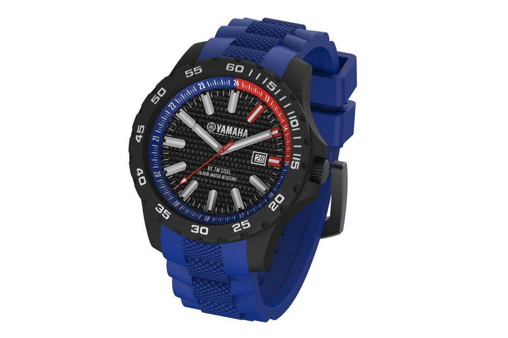 Nueva colección de relojes Yamaha Factory Racing Collection 'By TW Steel'