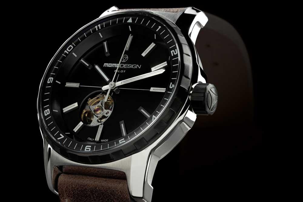 Reloj Pilot Automatic de Momodesign