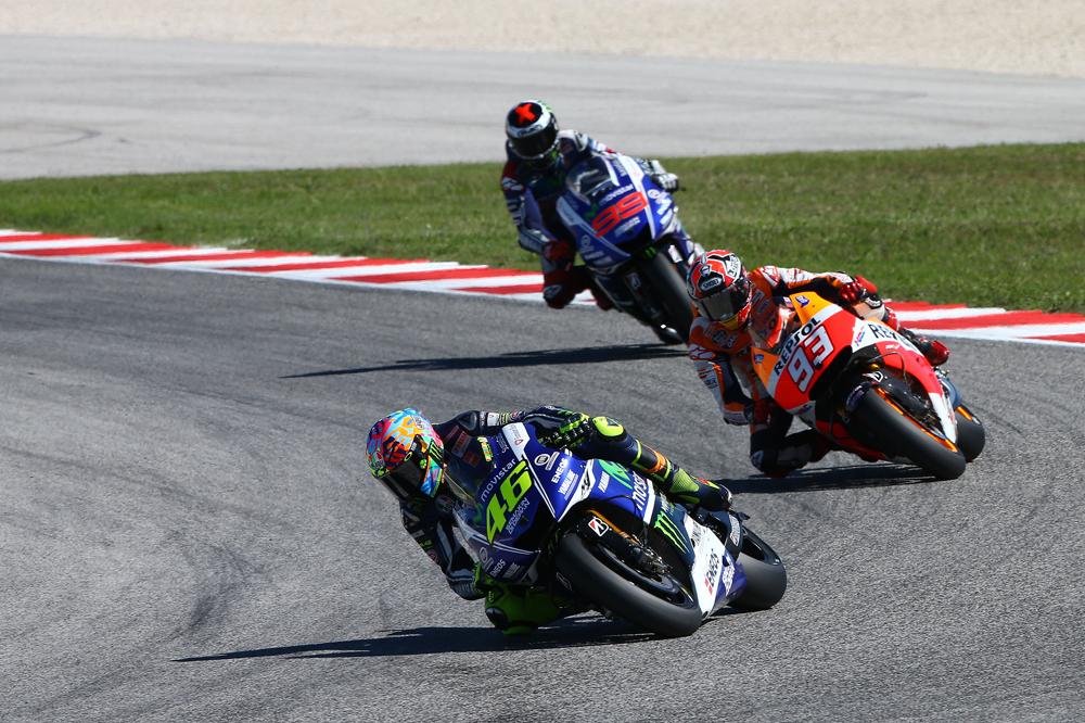 Horarios del Gran Premio de San Marino 2015