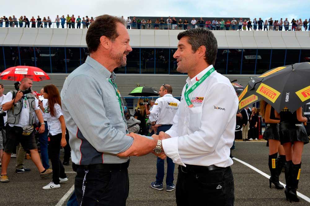 Pirelli seguirá en SBK hasta 2018
