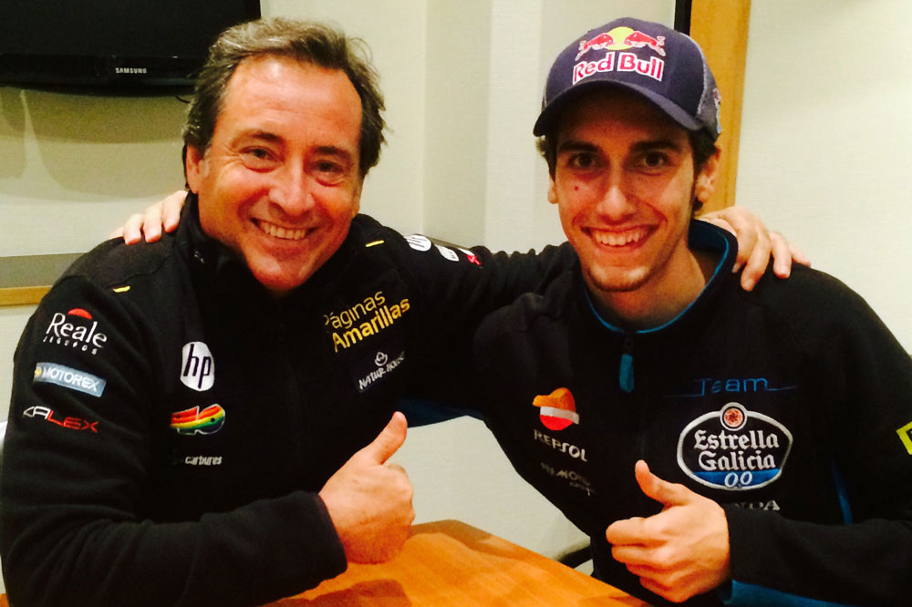 Álex Rins con Pons en Moto2 las próximas dos temporadas