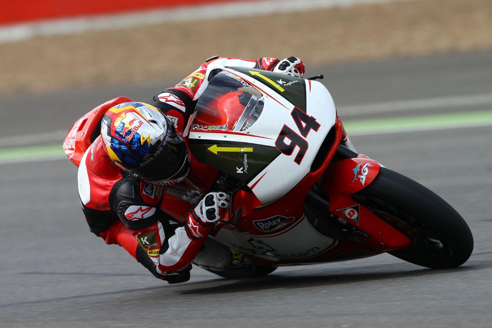 Folger lidera los segundos libres de Moto2