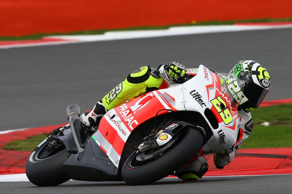 Las Ducati toman el mando en el FP3