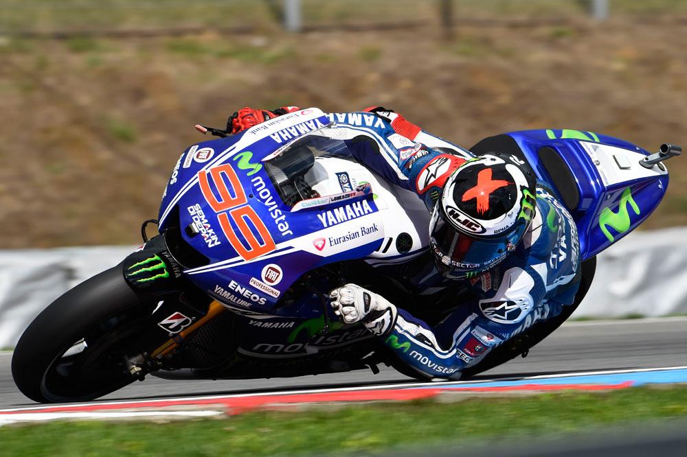 Lorenzo se lleva la pole en San Marino