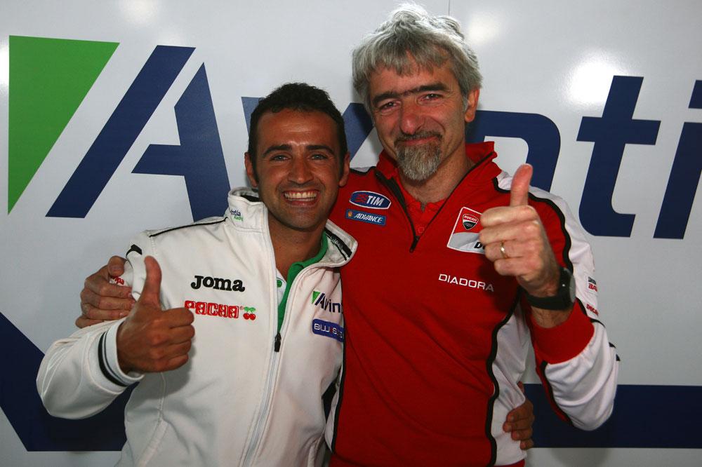 Avintia y Ducati juntos desde 2015