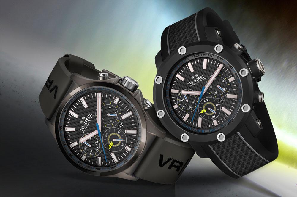 TW Steel anuncia su asociación con  la marca de Valentino Rossi VR|46