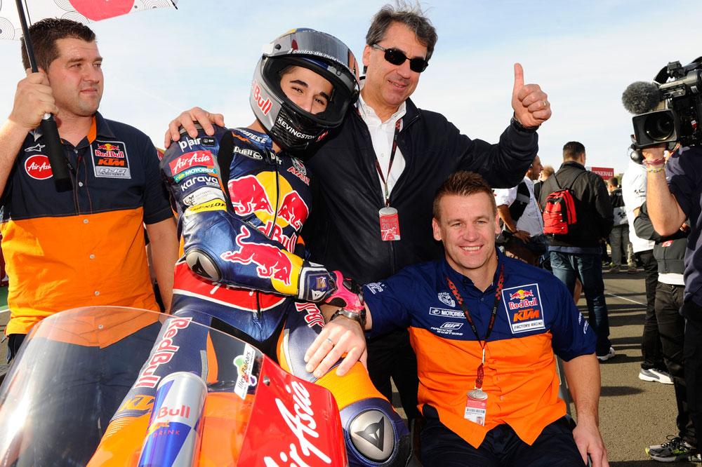 KTM en MotoGP en 2017