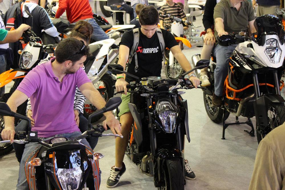 MotoMadrid celebrará su cuarta edición del 13 al 15 de marzo de 2015