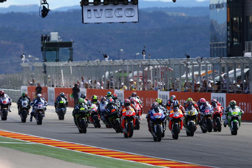 Motorland acoge por quinta vez consecutiva el Mundial de MotoGP