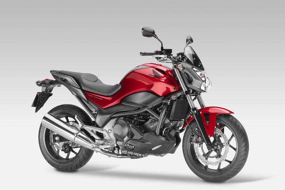 La Honda NC750S al mejor precio de promoción