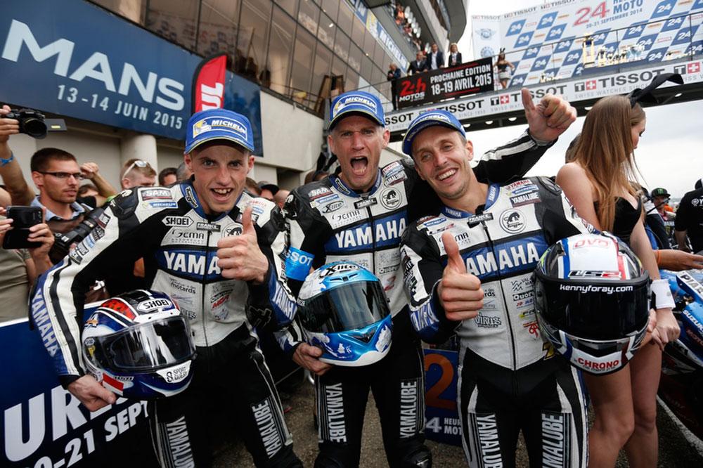 David Checa se lleva el Mundial en las 24 horas de Le Mans