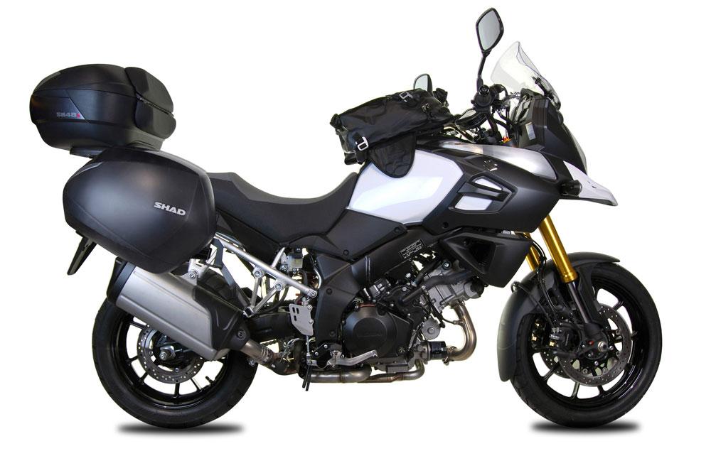 Maletas Shad para la Suzuki V-Strom 1000