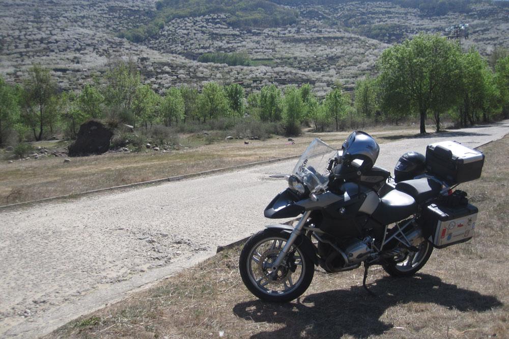 Objetivo 100.000 BMW R 1200 GS.