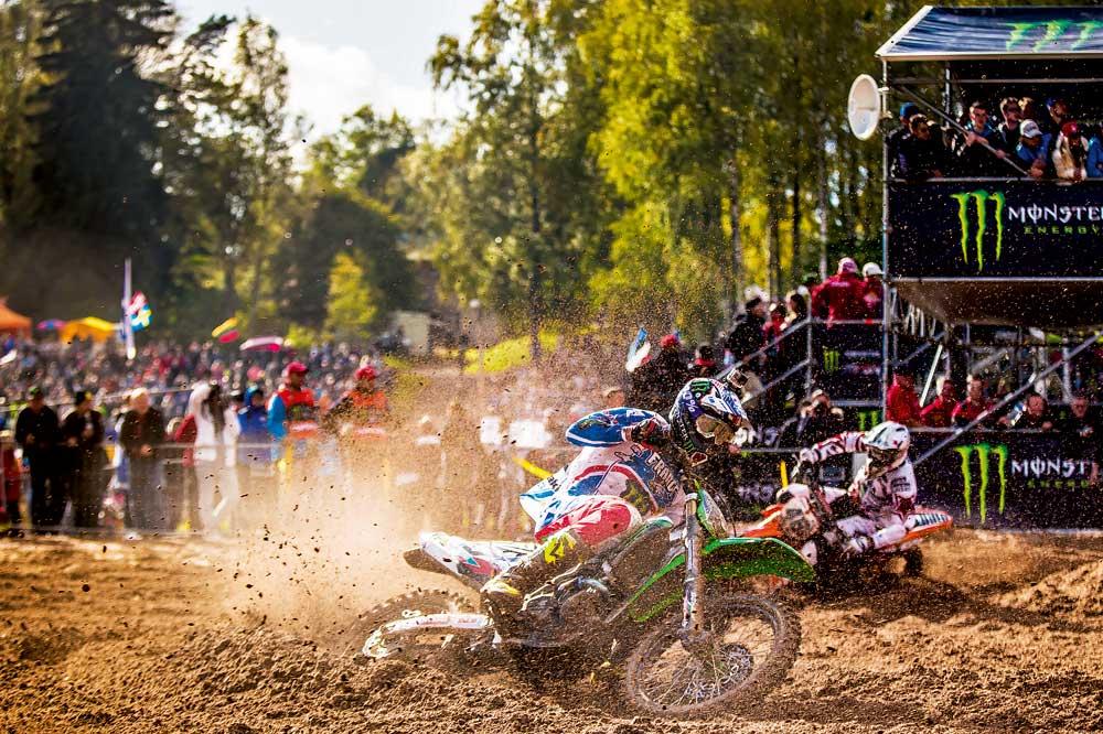 Francia logra la victoria en el Motocross de las Naciones