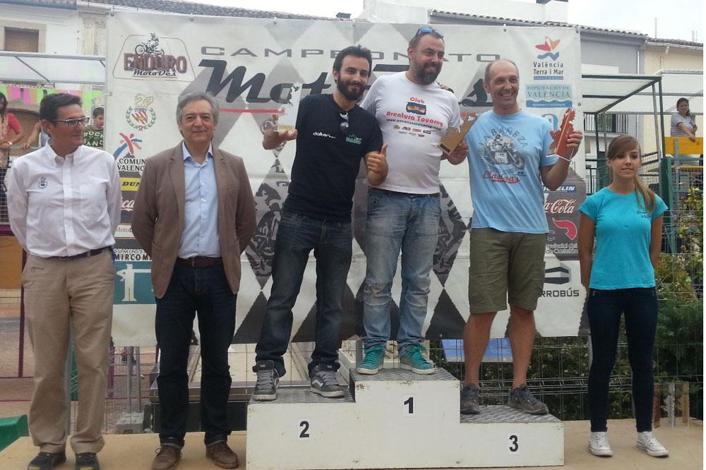Armand Monleón se lleva el Rally TT de Enguera