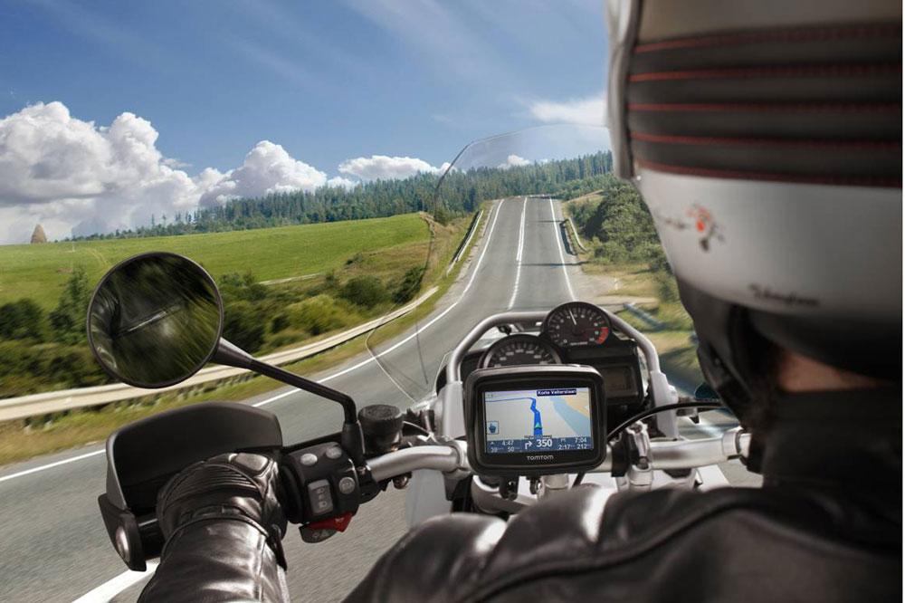 Promoción TomTom Rider 5