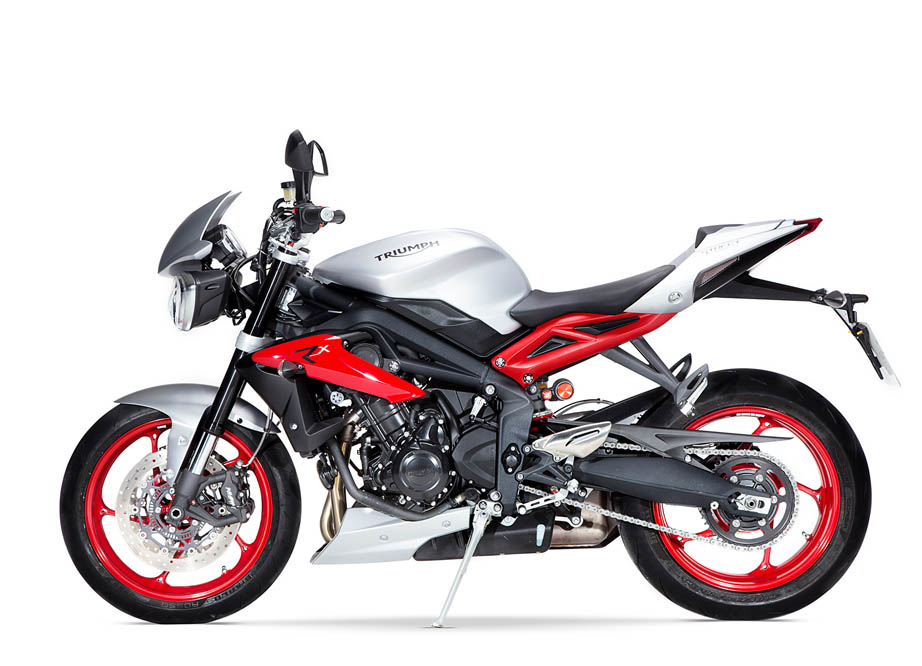 Triumph Street Triple Rx Special Edition