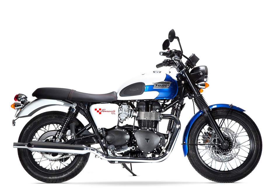 Triumph Bonneville T214 Land-Speed