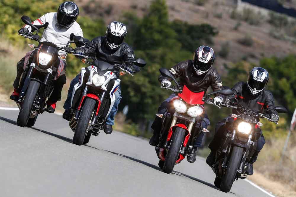 Motociclismo 2429: Contenidos de la revista