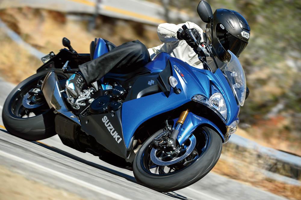 Ya conocemos el precio de la Suzuki GSX-S1000F