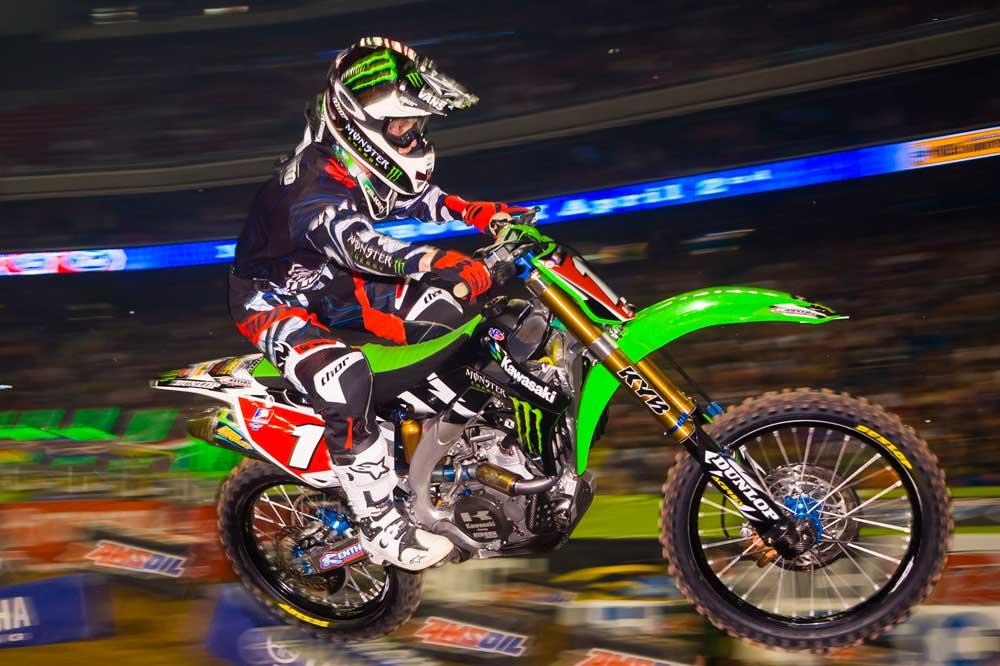 Ryan Villopoto participará en el Mundial de Motocross 2015