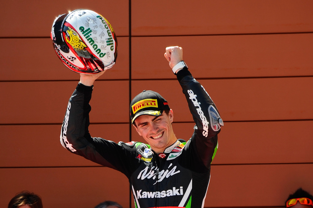 NGM Forward Racing confirma el fichaje de Loris Baz para 2015