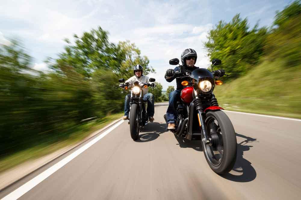 Motociclismo 2430: Contenidos de la revista