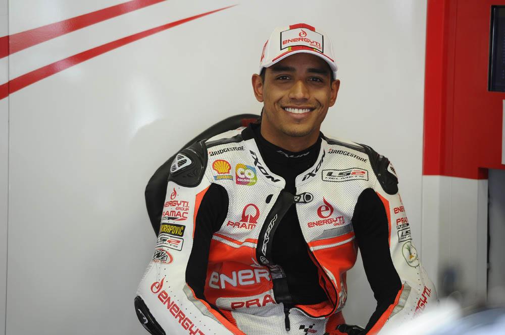 """Yonny Hernández: """"Quiero ser campeón del mundo con Ducati"""""""