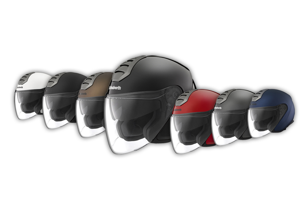 Casco Schuberth Metropolitan One