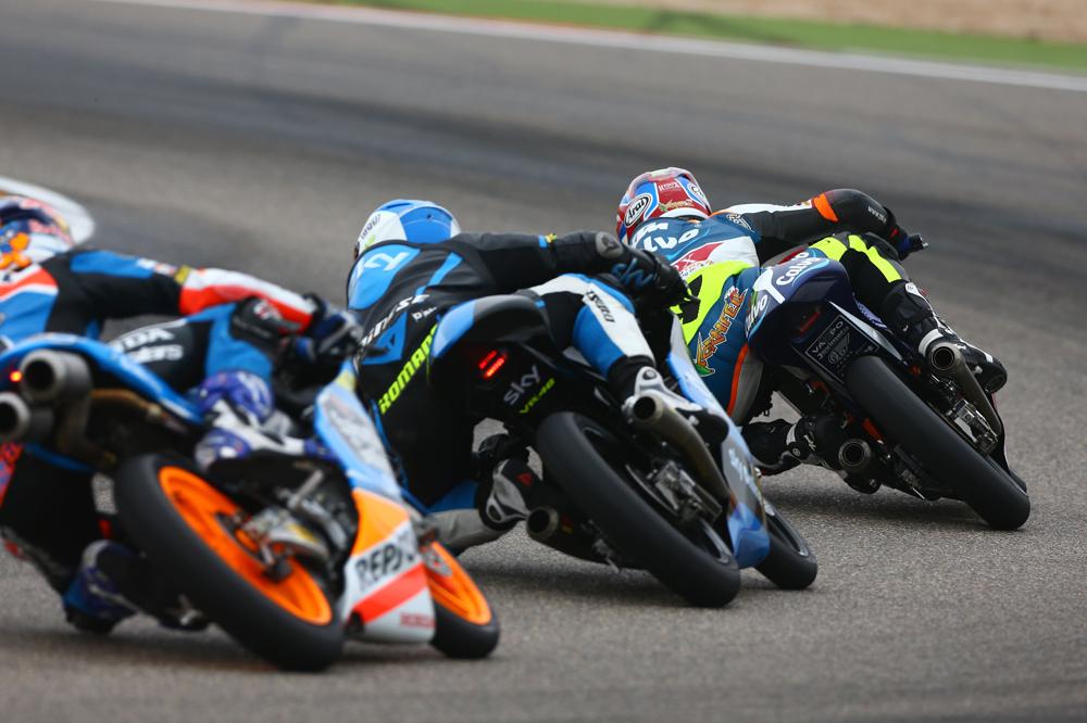 Los pilotos de Moto3 podrán competir en Japón con un neumático duro de 2015