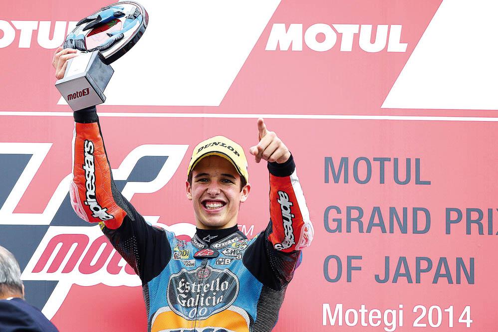 """Alex Márquez: """"Ganar en Japón es importante para llegar con mayor confianza"""""""
