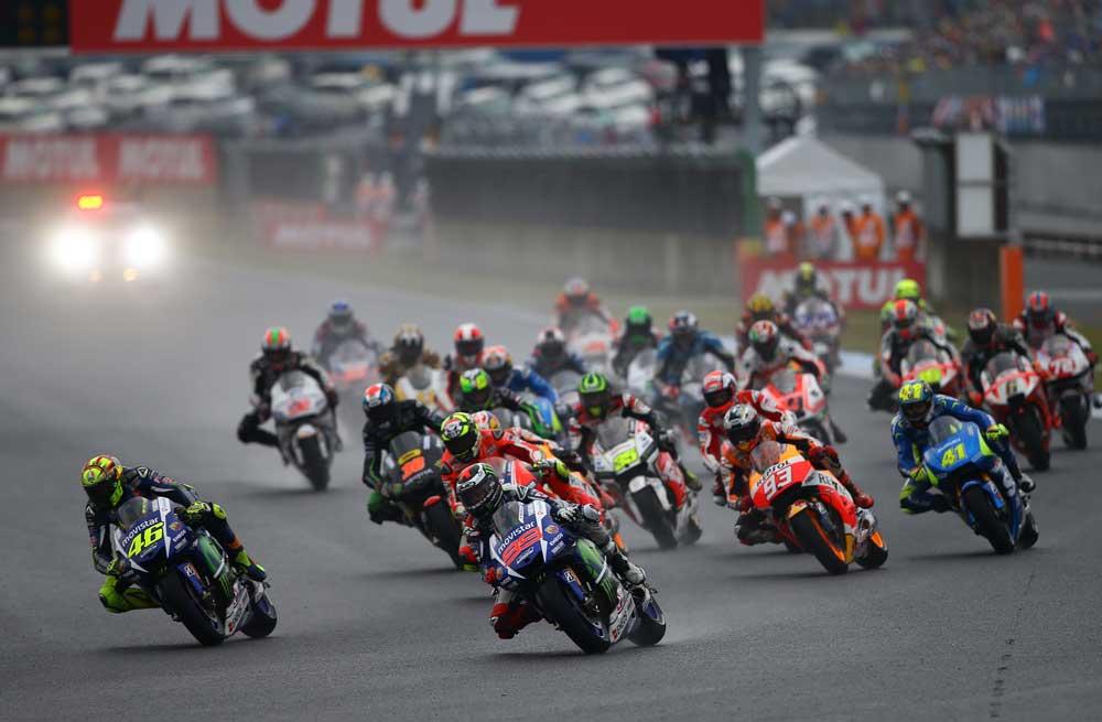 Horarios del Gran Premio de Australia de MotoGP 2015