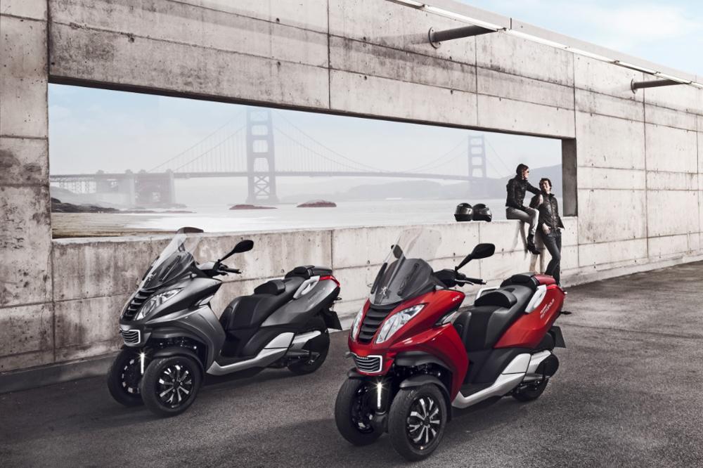 Peugeot Metropolis al mejor precio de promoción
