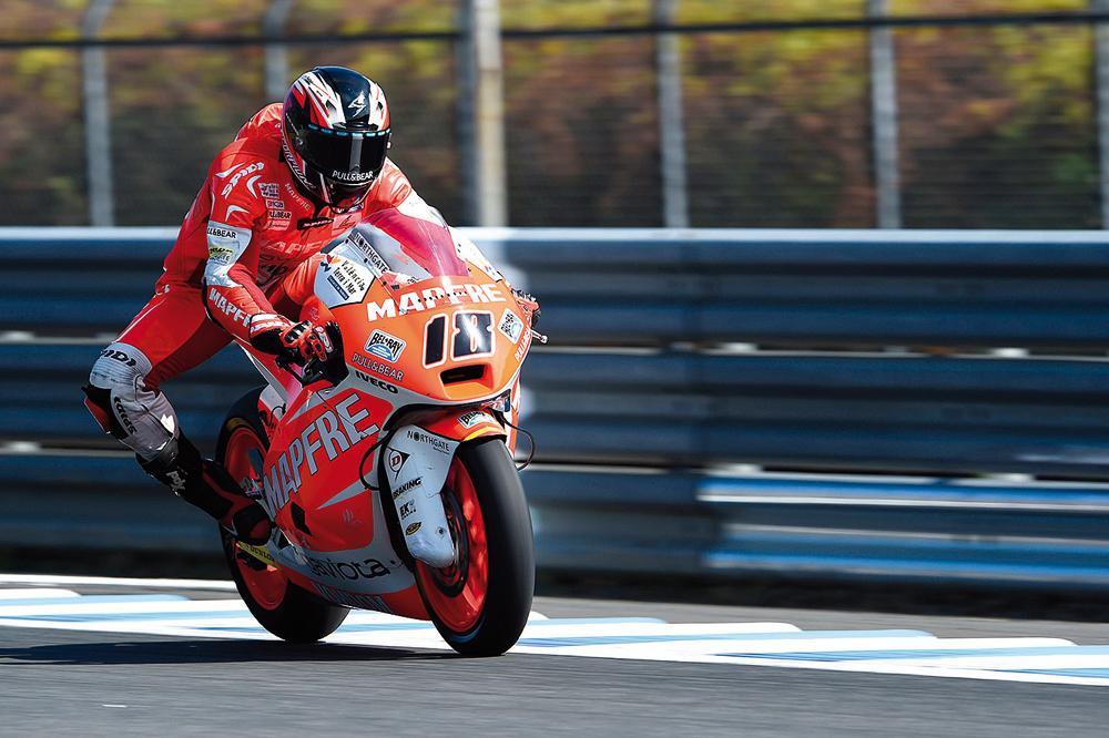 Nico Terol deja Moto2 por Superbike