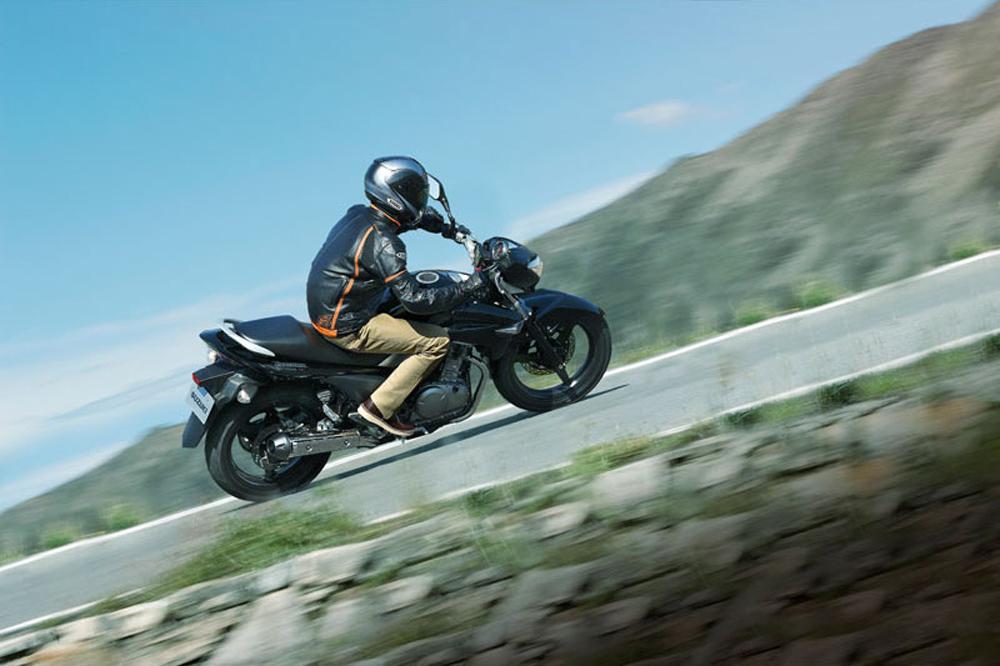 Promoción Suzuki Inazuma