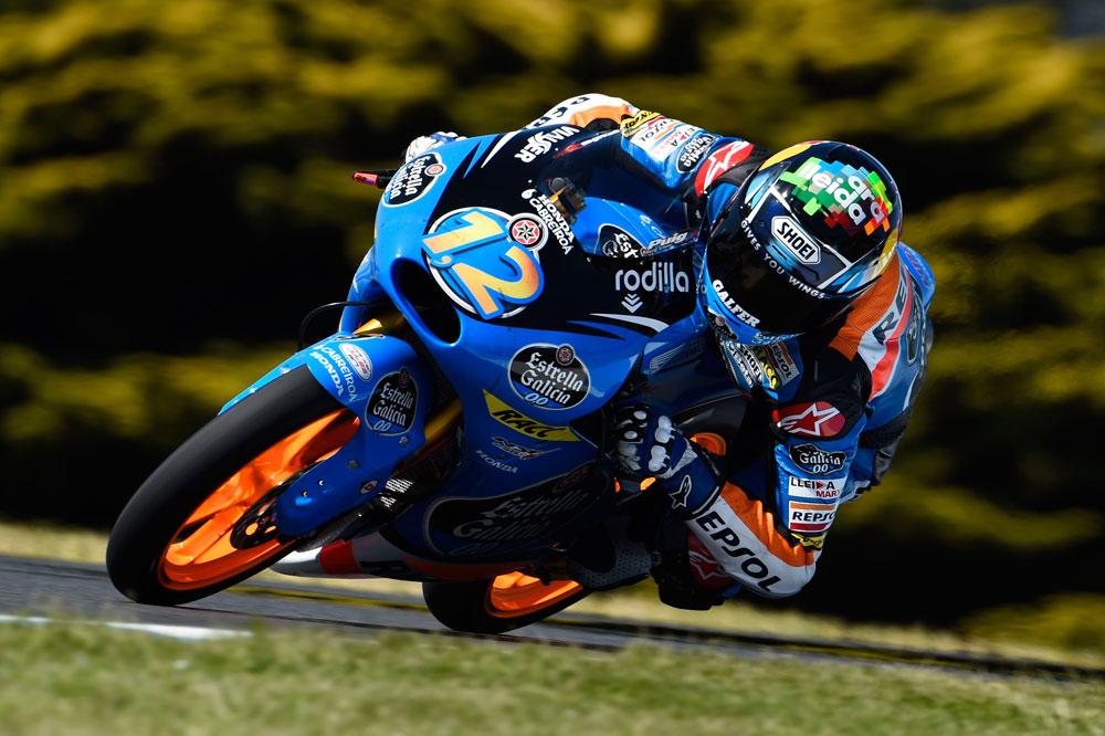 Alex Márquez logra la tercera pole de la temporada en Australia