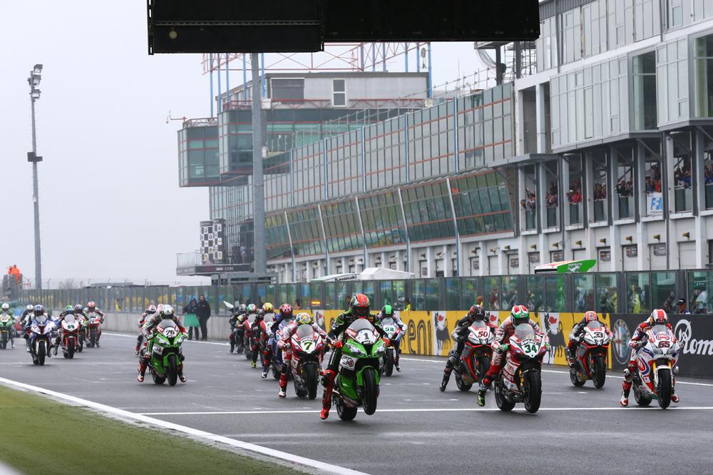 El Mundial de Superbikes despide la temporada en Losail