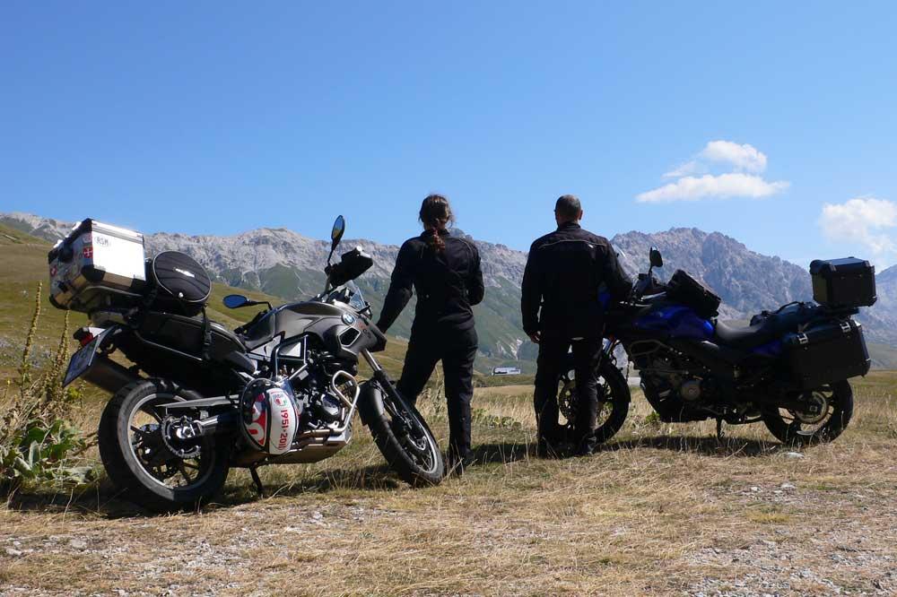 Los Apeninos en moto. La Italia desconocida