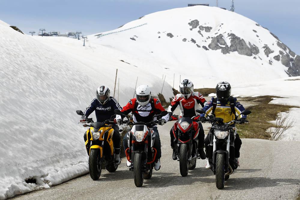 Alpen Master 2014: Fun Bikes