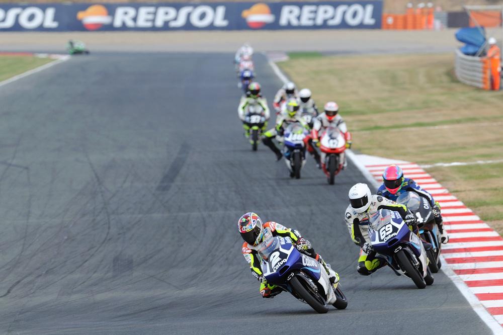 El CEV vuelve a la acción en el Circuito do Algarve