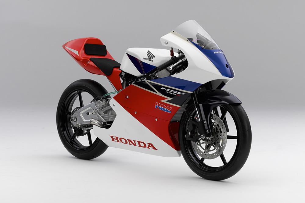Honda NSF250R a un precio de promoción para nuevos pilotos
