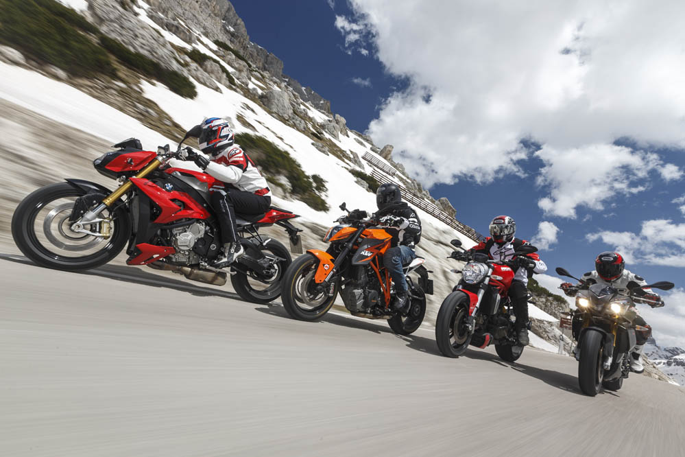 Alpen Master 2014: Deportivas