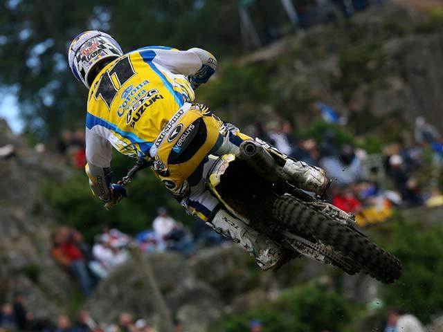 Steve Ramon renueva con Suzuki