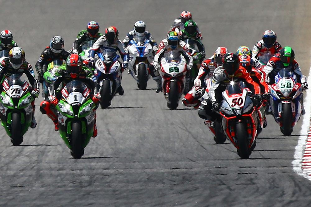 Horarios Superbike y CEV de este fin de semana