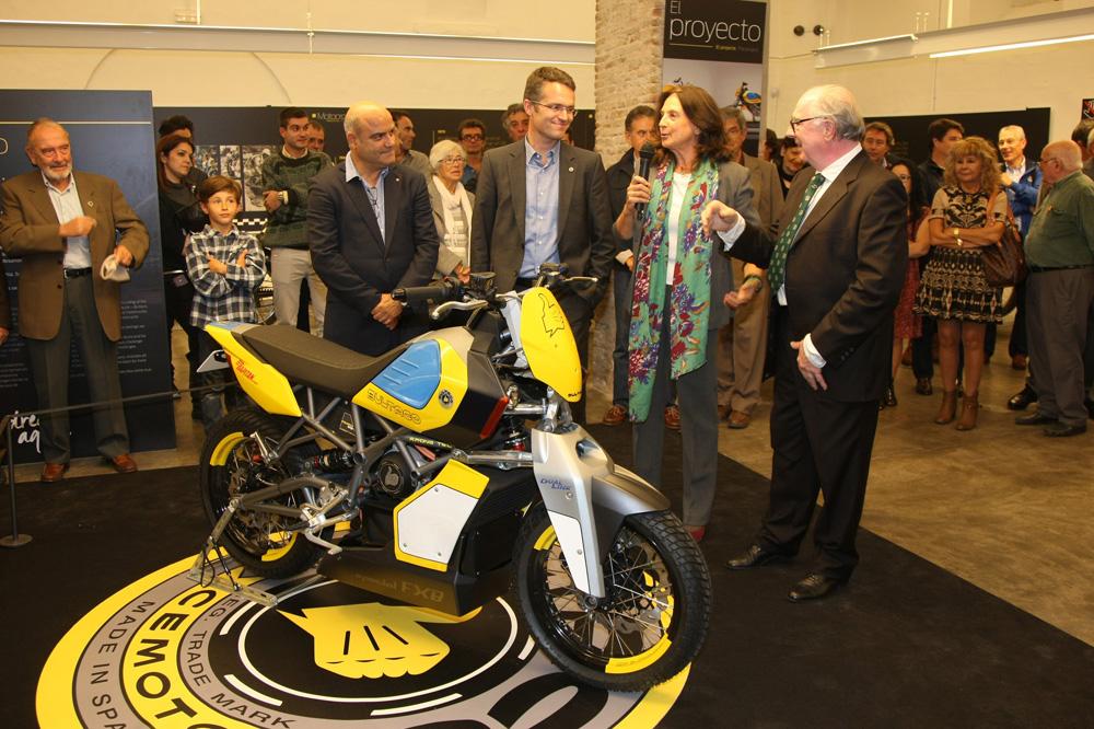 Nueva exposición de Bultaco en el Museo de la Moto de Barcelona
