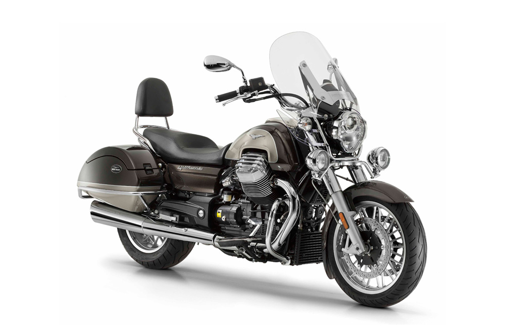 Moto Guzzi California Touring 1400 SE 2015