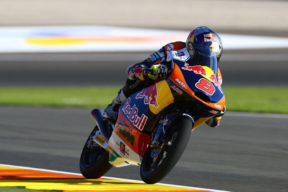 Miller domina los terceros libres, con Márquez quinto