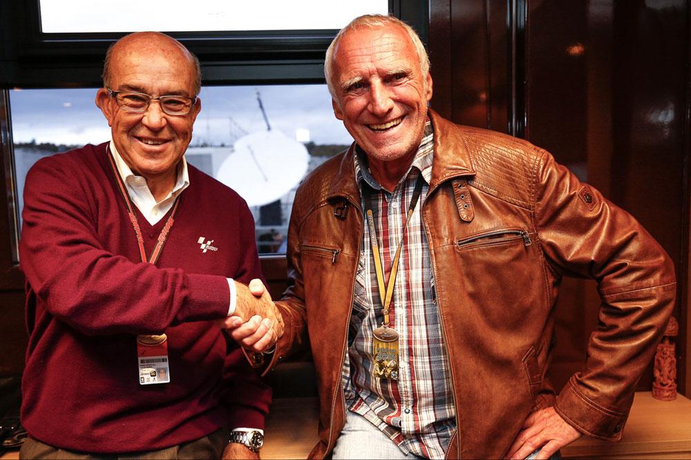 Austria regresará al calendario de MotoGP en 2016