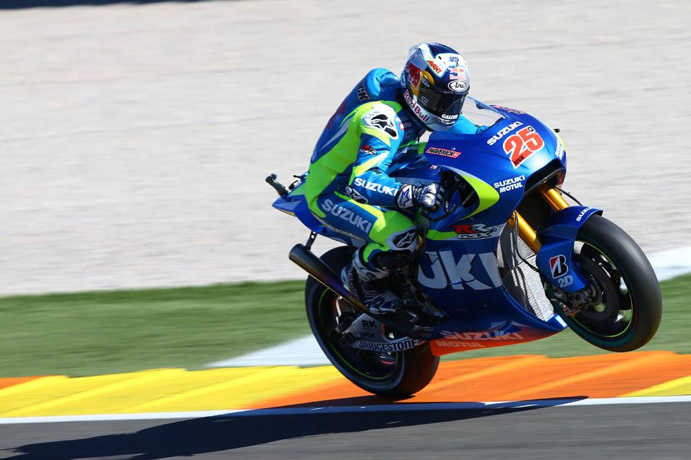 Comenzó la pretemporada 2015 de MotoGP en Valencia